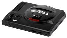 Sega Mega Drive / Genesis Icon