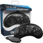 "Hyperkin ""GN6"" Premium Controller for Genesis"