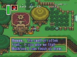 the legend of zelda - a link to the past SNES