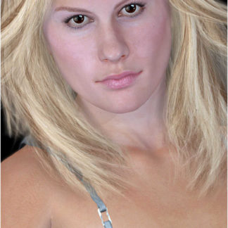 Anna Paquin Celebrity 3D Model Lookalike
