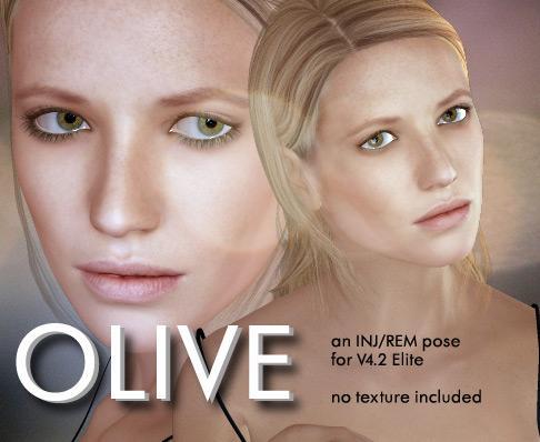 Anna Torv - Olive