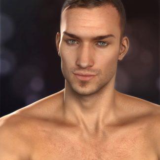 Brendan Fehr - Male Model Morphs HD for Michael 6