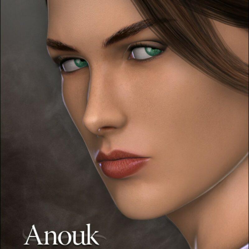 Brooke Shields - Anouk