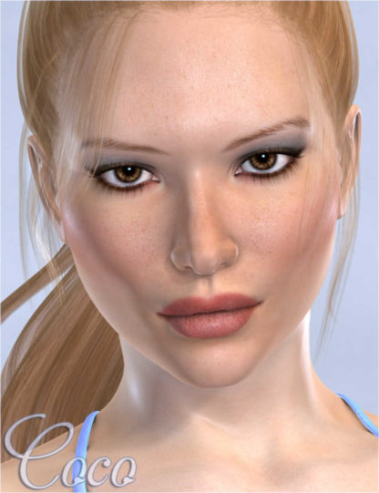 Cate Blanchett - Coco Character & Hair