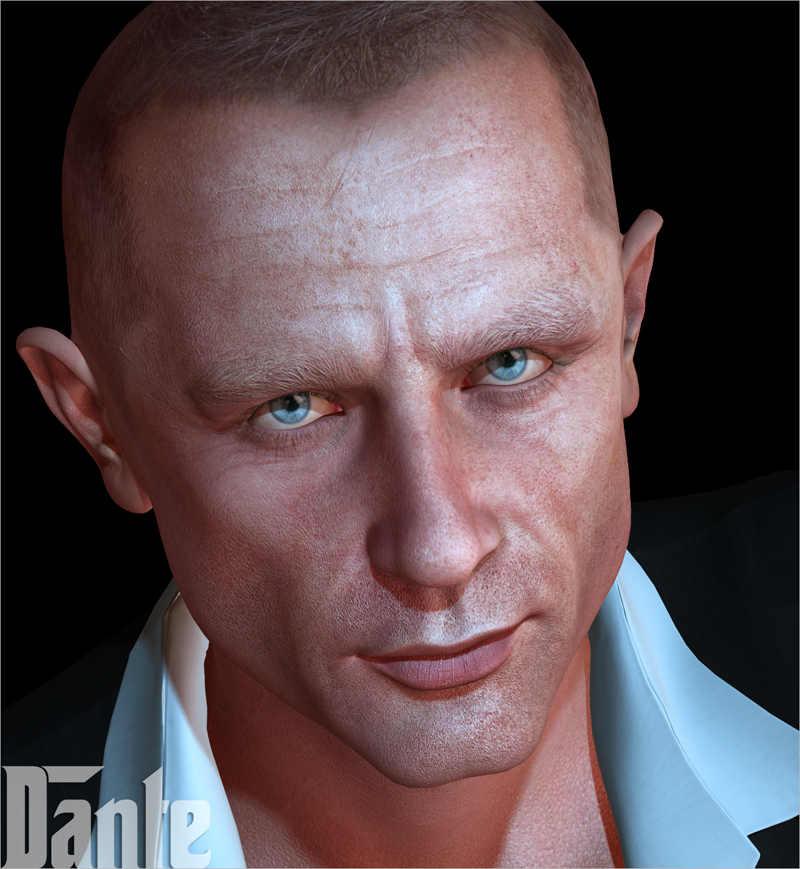 Daniel Craig - SAV Dante