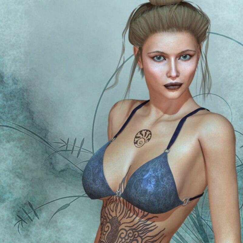 Emmanuelle Beart - Warrior Maiden Tazi