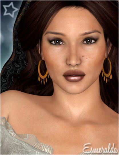 Jennifer Lopez -Esmeralda