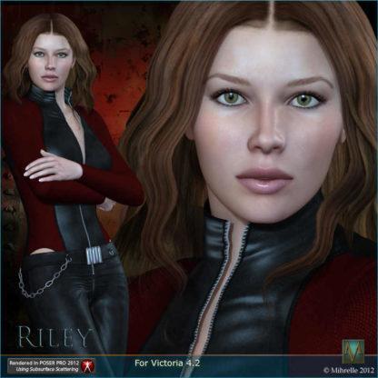 MRL Riley - Jessica Biel