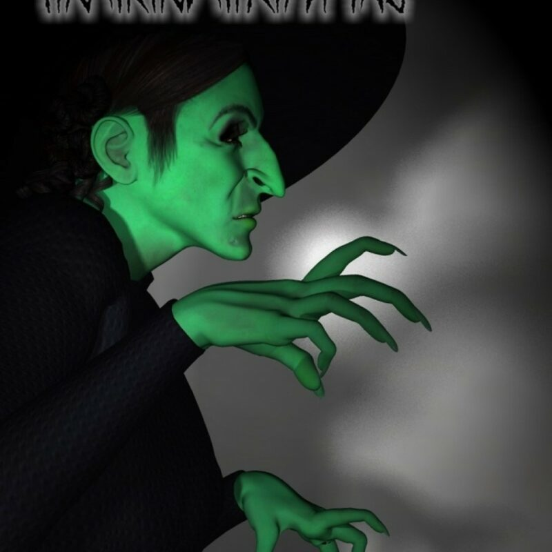 Margaret Hamilton - The Wicked Witch of Woz