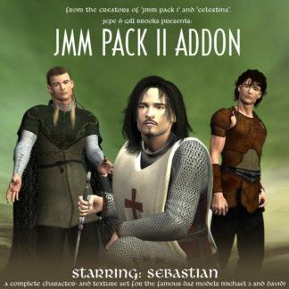 Orlando Bloom - JMM PACK II ADDON - SEBASTIAN