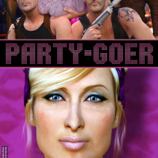 Paris Hilton - Party Goer for v4.2