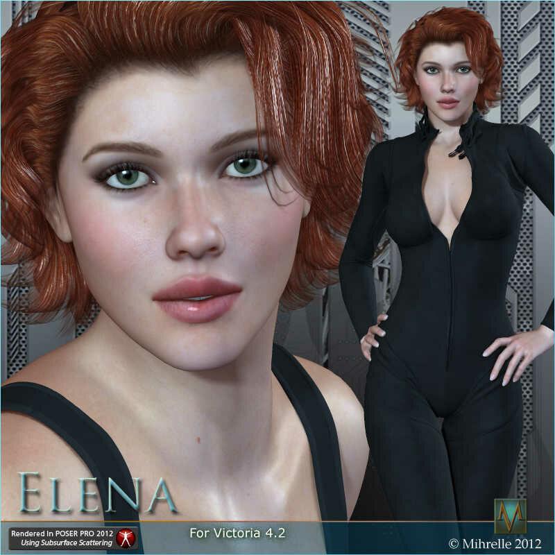 Scarlett Johanson - MRL Elena