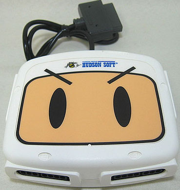 Super Bomberman Multitap