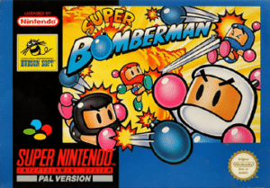 Super.Bomberman.Box.Art.SNES.PAL