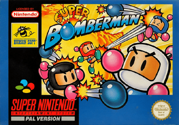Super.Bomberman.Box.Art.SNES.PAL