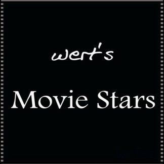 werts Movie Stars - Various for M4 and V4