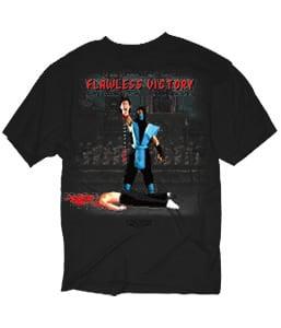 mortal kombat t shirt 1