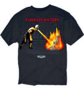 mortal kombat t shirt 2