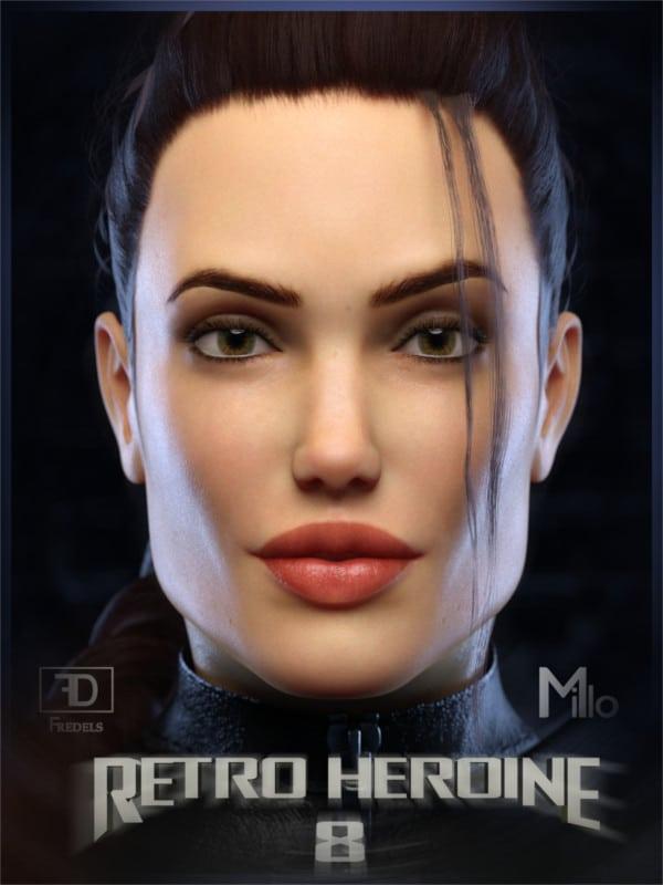 Angelina Jolie - Retro Heroine 8