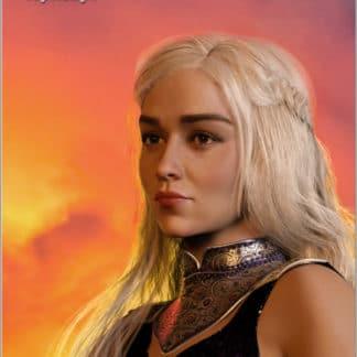 Emilia Clarke - Dracarys for G8F
