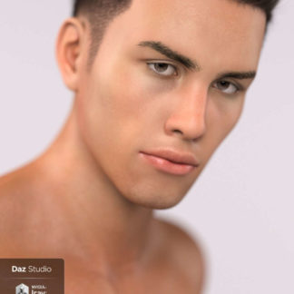 "Chukuma ""Chuku"" Modu - Vini Genesis 8 - Celebrity 3D Model"