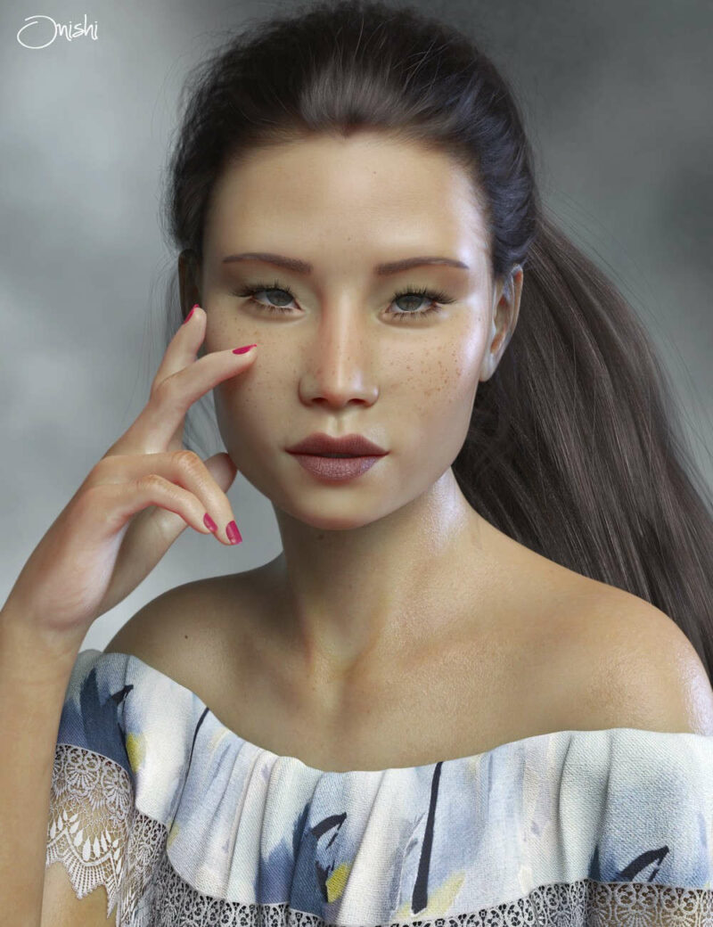 Lucy Liu - PS Onishi for Genesis 8 Female & Victoria 8