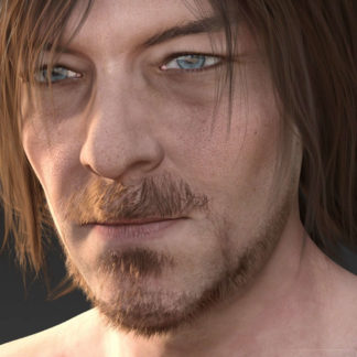 Norman Reedus - Willis HD for Genesis 3 Male