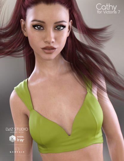 Ariana Grande - Cathy HD for Victoria 7
