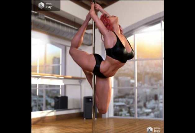 Z-Pole-Dance-Studio-and-Poses-for-Genesis-3-and-8-