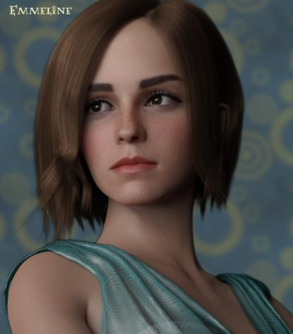 Emma Watson - Emmeline Young for Genesis 8 Female
