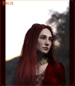 Melis for Genesis 8 Female