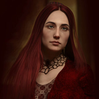 Melis for Genesis 8 Female