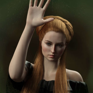 Sensea for Genesis 8 Female