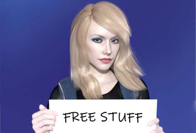 Free Content For Daz Studio