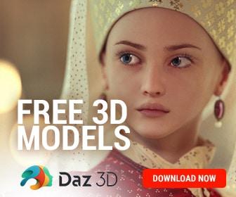 daz3d free models