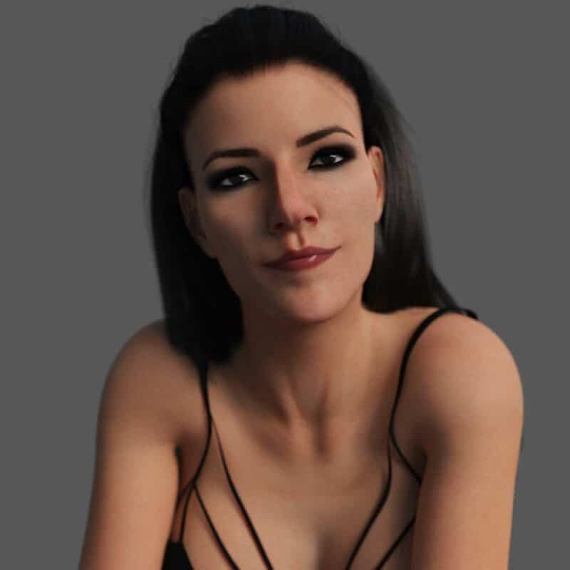 Izabelle For G8F - Daz Celebrity