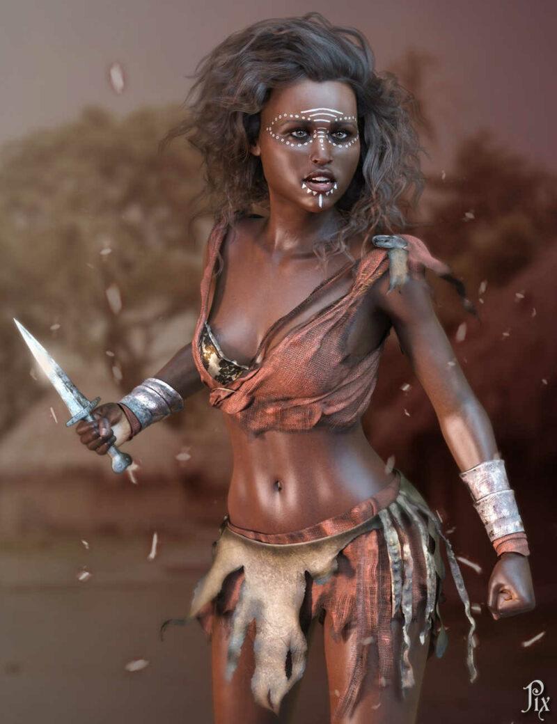 Pix Twylite HD for Genesis 8 Female - Daz Celebrity 4