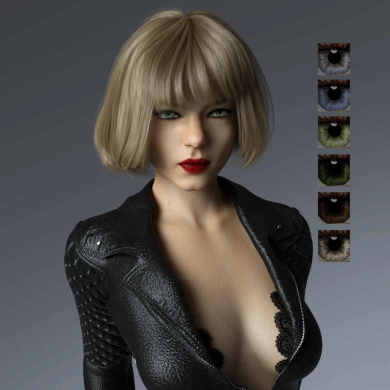 Sabine for Genesis 8 Female - Daz Celebrity