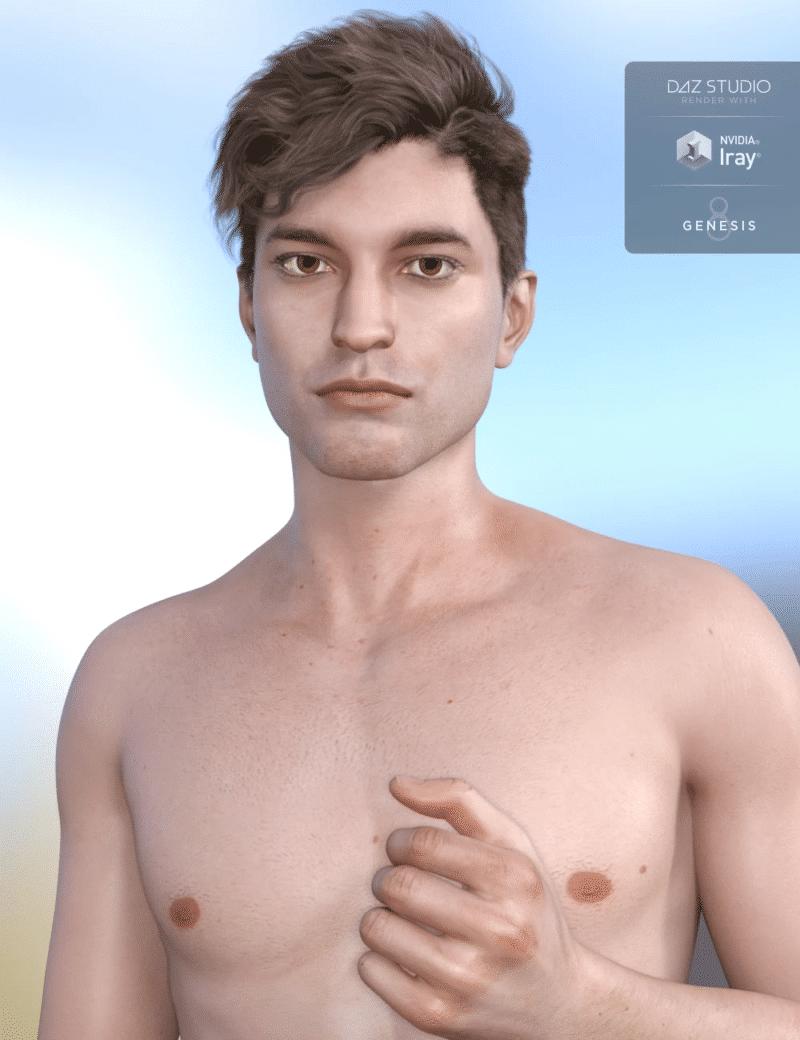 Dwight for Genesis 8 Male Daz Celebrity 2