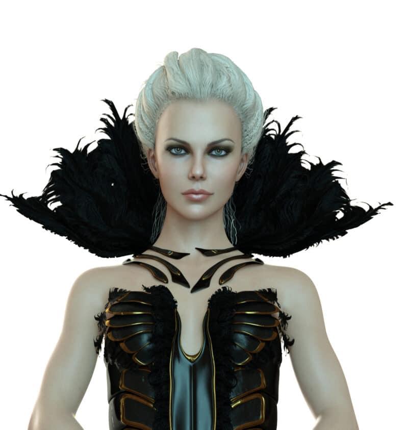 Furia for Genesis 8 Female - Daz Celebrity 2