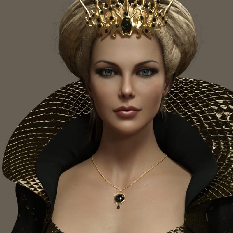 Furia for Genesis 8 Female - Daz Celebrity 4