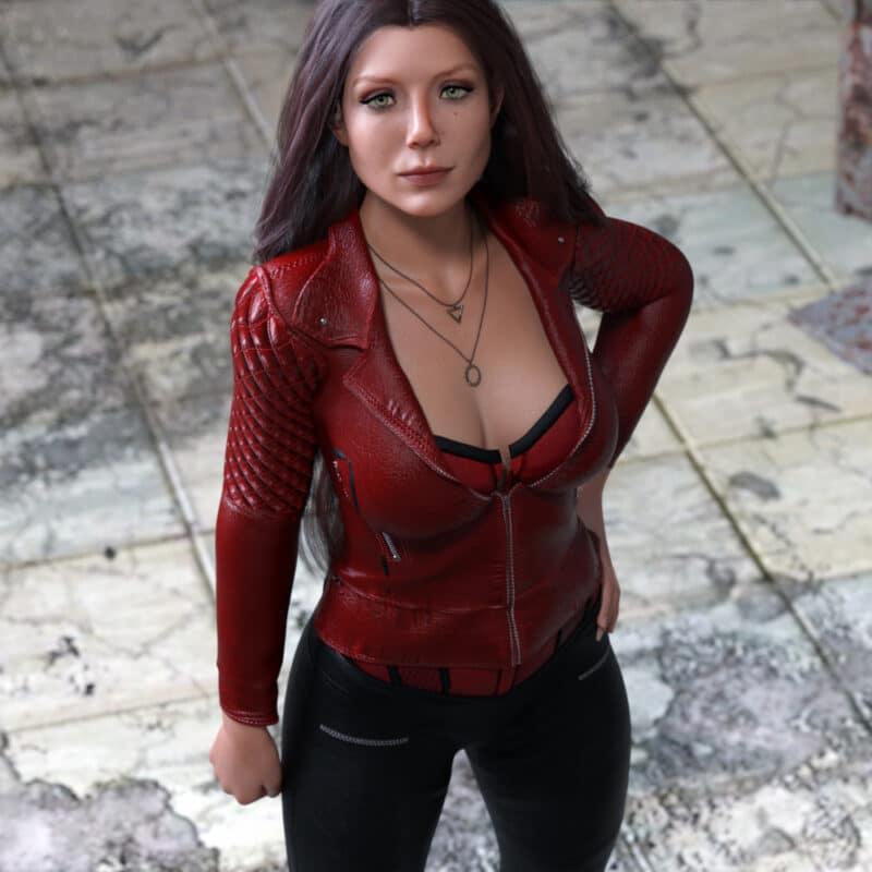 Lyzia for Genesis 8 Female Daz Celebrity