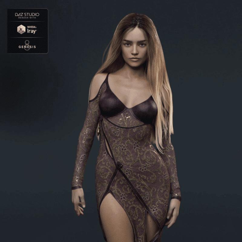 Madonna for Genesis 8 Female Daz Celebrity 2