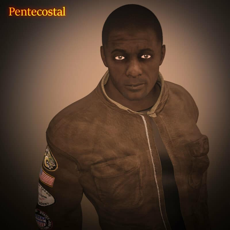 Pentecostal Daz Celebrity 2