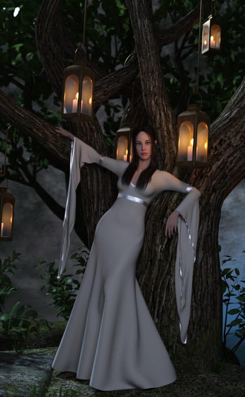 Evenstar for Genesis 8 Female - Daz Celebrity 3
