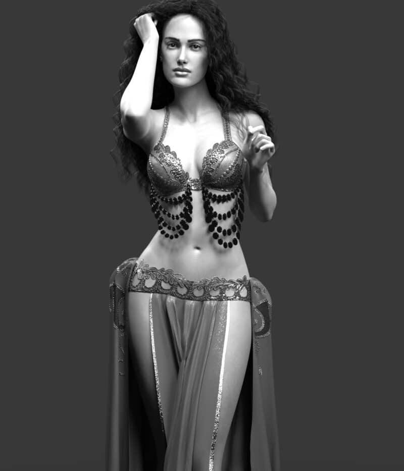 Frida for Genesis 8 Female - Daz Celebrity 2